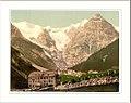 Trafoi Hotels Bellevue (i.e. Schönen Aussicht) and Trafoi Tyrol Austro-Hungary.jpg