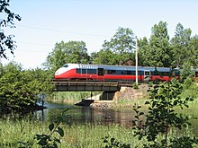 Train on the border near Kornsjø 20060715.jpg