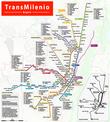 TransMilenio Bogota Map.png