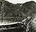 Trans Alaska Pipeline construction through Brooks Range.jpg