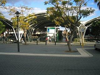 Subiaco railway station railway station in Perth, Western Australia