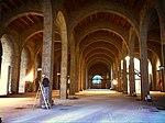 Treballs de restauració Drassanes Reials de Barcelona.JPG