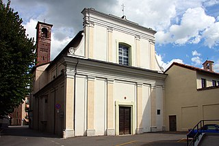 Trecate Comune in Piedmont, Italy