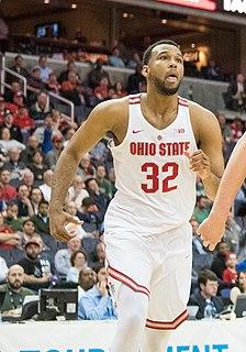 Trevor Thompson (basketball) American basketball player