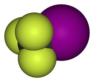 Trifluoroiodomethane