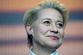 Trine Dyrholm - Trine Dyrholm at the 66th Berlin International Film Festival in 2016