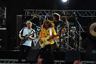 Triumph (band) Canadian hard rock power trio