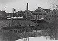 Trondhjems Mekaniske Værksted Tørrdokk i Nidelven (1930) (8691603231).jpg