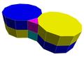 Truncated hexagonal prismatic honeycomb.png