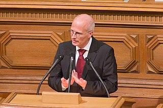 Peter Tschentscher German politician and first mayor of Hamburg