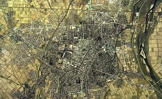 人口 鶴岡 市