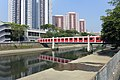 Tuen Mun River Red Bridge 201410.jpg