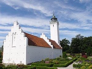 Tunø - Tunø Church