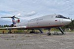 Tupolev Tu-154M 'RA-85663' (38929665884).jpg