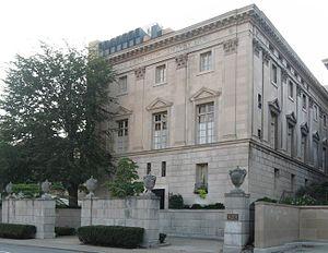 Opera Theater of Pittsburgh - Main Performance Venue: The Twentieth Century Club