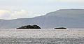 Two small islands ashore from Seil and Luing 01.JPG