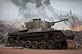 Type 97 Chi-Ha, Beijing military museum.jpg