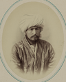 Types of Nationalities in the Turkestan Krai. Uzbeks. Dzhura Bii, Former Beg of Shahrisabz in the City of Kitab WDL11105.png