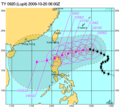 Typhoon 22W (Lupit)-2009-20-10 0600Z.png
