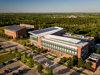 University of North Texas at Dallas - UNT Dallas campus circa May 2016