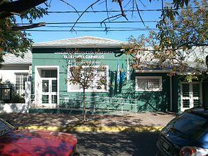 Florida Oeste, Buenos Aires - Ramón Carrillo health centre.