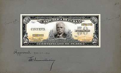 US-BEP-República de Cuba (progress proof) 50 silver pesos, 1934(1) (CUB-73a).jpg