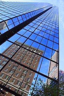 Side View Mirror Repair >> John Hancock Tower - Wikipedia