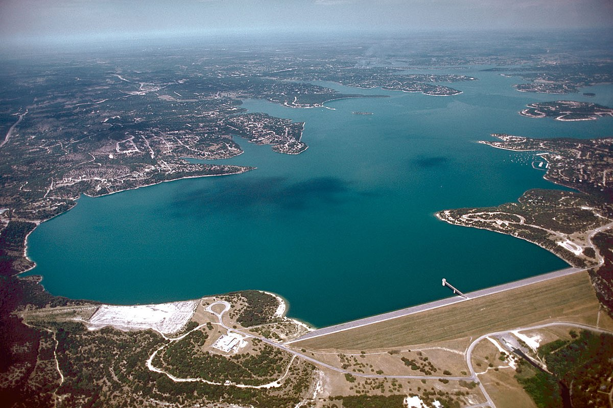 Canyon Lake Texas Wikipedia - Us army corps of engineers frost depth map