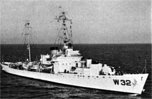 USCGC Campbell (WPG-32) underway in early 1960s.jpg