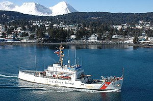 USCGC Storis goes home