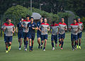 USMNT training 2014 Brazil (15259969636).jpg