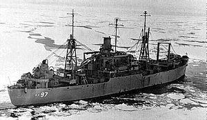 USS Merrick (AKA-97) - USS Merrick (AKA-97)