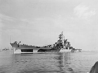 USS Alaska (CB-1) - USS Alaska