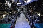 USS Bowfin - Engine Room (8326528057).jpg