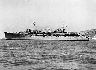 USS <i>Bushnell</i> (AS-15)