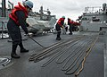 USS Fitzgerald conducts a replenishment at sea with USNS Carl Brashear 160319-N-GW139-081.jpg