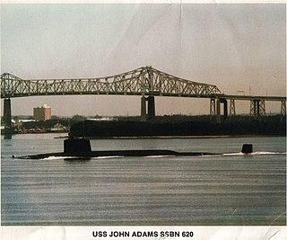 USS <i>John Adams</i> (SSBN-620)