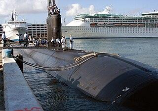 USS <i>Miami</i> (SSN-755) attack submarine