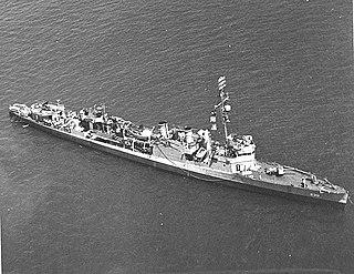 USS <i>Paul Jones</i> (DD-230)