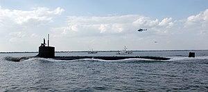 USS Texas (SSN-775) - Image: USS Texas (SSN 775) 2006