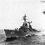 USS Turner Joy (DD-951) in the Ssouth China Sea in 1964.jpg