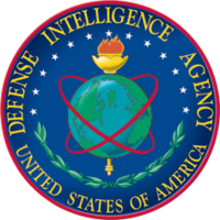US Defense Intelligence Agency (DIA) seal