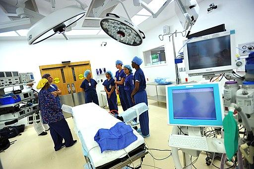 US Navy 110727-N-YR391-003 Lt. Cmdr. Jennifer Freeman, an Obstetrics-Gynecology physician at Naval Hospital Jacksonville,