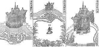 Hwaseong Fortress - Image: Uigwe dongbuk gangnu
