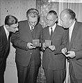 Uitreiking ANWB-prijzen te Den Haag , de winnaars van di jaar v.l.n.r. de heren , Bestanddeelnr 915-2338.jpg