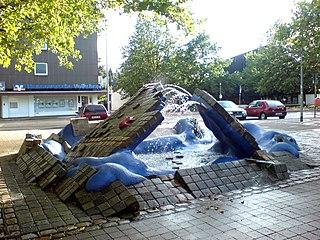 water power fountain