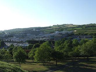Ulster Hospital - Image: Ulster Hospital