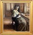 Umberto boccioni, la madre, 1907.jpg