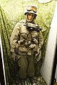 Uniform of a WWII airborne commando (31722845610).jpg
