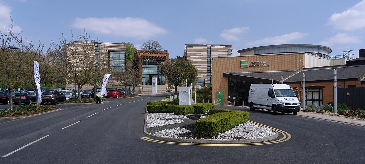 East Midlands Conference Centre Car Parking